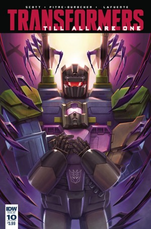 IDW Transformers: Till All Are One #10 iTunes Preview
