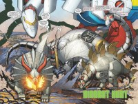 Transformers News: Transformers: Robots in Disguise Ongoing #8 Creator Commentary