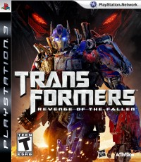 Transformers Revenge of the Fallen Games for PS3 Reviewed by Counterpunch