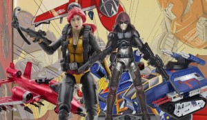 Transformers News: Official Images - San Diego Comic Con 2016 Transformers / G.I. Joe Crossover Exclusive Set