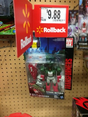 Transformers News: Walmart, Toys R Us, Kapow Toys: Big Deals on Titans Return, Combiner Wars Box Sets, and More