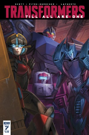 iTunes Preview of IDW Transformers: Till All Are One #7