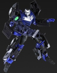 Transformers News: Takara Transformers Prime Arms Micron AM-14 Decepticon Vehicon Video Review