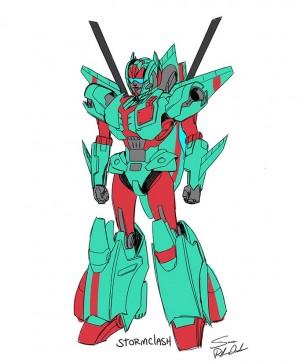 Transformers IDW Torchbearers Artwork