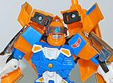 Transformers News: New Image of Transformers Collectors' Club Elite Guard Dion