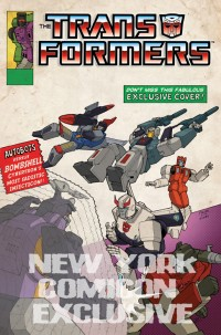 Transformers News: Featured eBay Auctions: New York Comic Con Exclusive Covers