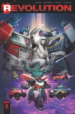 IDW Revolution #2 (of 5) Full Preview