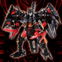 Transformers News: Chara Hobby Exclusive Black  ROTF Soundwave Pre-order up