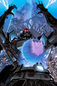 Transformers News: IDW's Reign of Starscream to be reprinted
