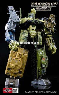 Transformers News: ROBOTKINGDOM .COM Newsletter #1187