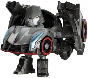 Takara Tomy Q Transformers Nemesis, Optimus Prime and Megatron Amazon.jp Listings