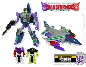 Transformers News: TFSS 4.0 - Mayhem Attack Squad Needlenose Arriving, Video Review