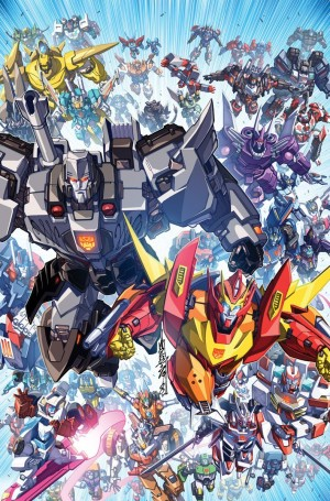 Transformers News: Humble Bundle Offers Deep Discount on IDW Digital Transformers Comics