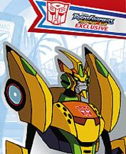 Transformers News: TFCC Exclusive TransTech Animated Cheetor  Box Art Revealed!