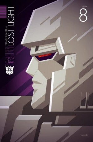 Mondo Artist Tom Whalen on IDW Publishing July Variant Covers, feat. Transformers, Hasbro Universe