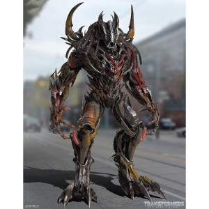 Transformers News: Transformers: The Last Dreads Concept Art