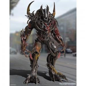 Transformers: The Last Dreads Concept Art
