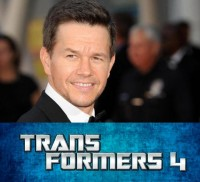 Transformers News: Mark Wahlberg in Early Talks to Star in Transformers 4? *Update* Michael Bay Says Wahlberg Rumor is Just a Rumor