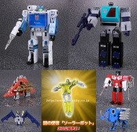 Transformers News: TFCC / eHobby Shattered Glass Soundwave VS Blaster Set Available for Pre-Order