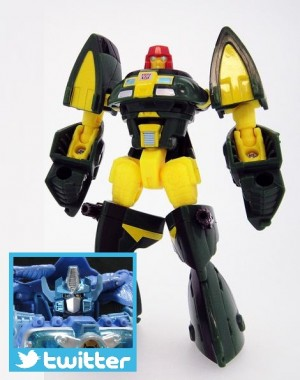 TakaraTomy Transformers Adventure TAV-20 Cosmos In & Out of Package