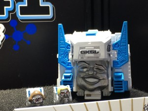 Downtown Limited Cerebros and Fortress Titan Masters on Display at Tokyo Comic Con