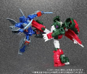 Transformers News: New Picture and Preorders Up for E-Hobby Exclusive Transformers Combo Bat (Optimus Primal)