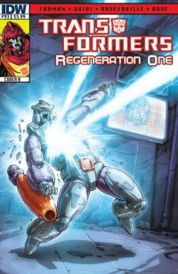 Transformers: ReGeneration One #93 Preview