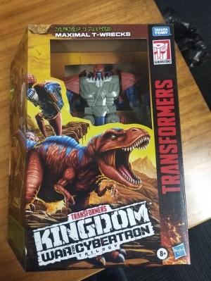 Transformers Kingdom T-Wrecks and Rodimus Prime Found in Australia