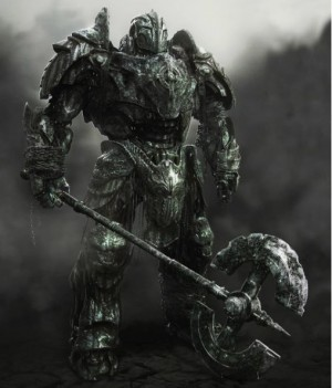 "More Transformers: The Last Knight Concept Art, ""Guardian Knight"", by Furio Tedeschi"