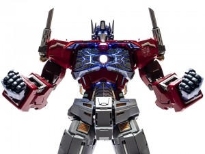 Flame Toys is Giving us the Coolest Looking Non Transforming Optimus Prime Figure Ever