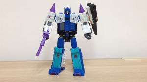 Video Review for Transformers Titans Return Leader Overlord with Dreadnaut