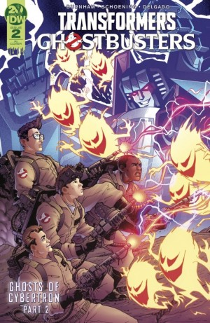 Transformers News: IDW Transformers Ghosts of Cybertron Number 2 Full Preview