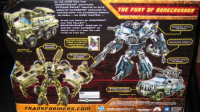 The Fury of Bonecrusher and Starscream`s Assault Released in Malaysia