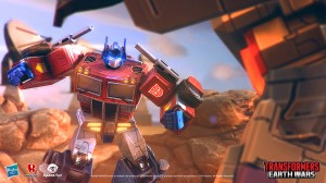 Transformers: Earth Wars Mobile Game Launch New Gallery