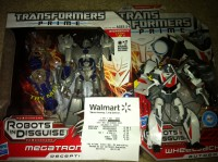 "Transformers News: Transformers Prime ""Robots in Disguise"" Coming to a Wal-Mart Near You"