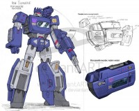 Transformers News: BTS Soundwave on the Horizon?