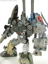 Transformers News: New Toy Galleries: FansProject Crossfire Bruticus, Blast Off, Swindle, Onslaught, Vortex and Brawl!