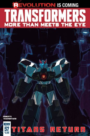 Transformers News: iTunes Preview for IDW TRANSFORMERS: MORE THAN MEETS THE EYE #57