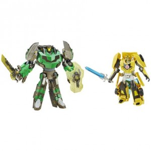 Transformers News: Transformers Platinum Edition RID Grimlock and Bumblebee Found at TJ Maxx Owned Winners in Canada