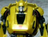 New Toy Images of War For Cybertron Bumblebee