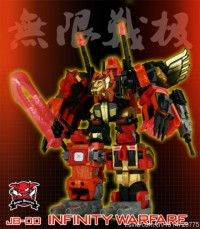 Junkion Blacksmith JB-00 Infinity Warfare - Predaking Upgrade