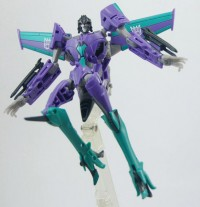 Transformers News: Transformers Collectors' Club Slipstream Video Review