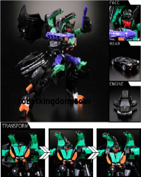 Transformers News: ROBOTKINGD​OM .COM Newsletter #1196