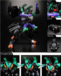 Transformers News: ROBOTKINGDOM .COM Newsletter #1196
