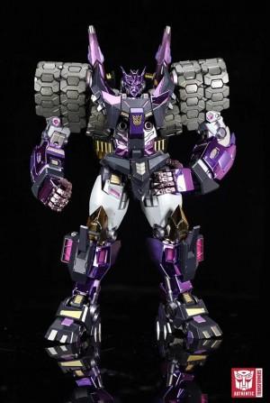 Flame Toys Kuro Kara Kuri Power Burst Version Transformers Tarn Video Review