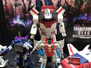 More Images of Transformers Siege Jetfire Showing his Colossal Size from Wonder Festival 2019 Winter