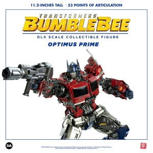 Transformers News: English Video Review for ThreeZero / Three A Deluxe Bumblebee Movie Optimus Prime Figure