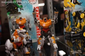BotCon 2015 Coverage - Transformers: Robots in Disguise and Rescue Bots Product Display Galleries