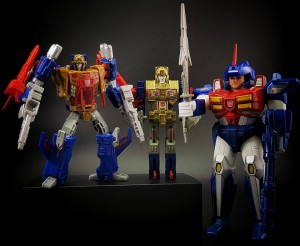 New Images of Transformers Titans Return Metalhawk and Overlord with Comparisons to G1 Toys