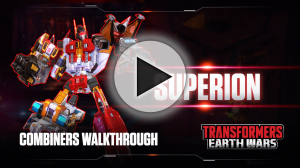 Transformers News: Transformers: Earth Wars Event - Some Assembly Required